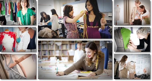 How To Become A Fashion Designer - professional fashion design
