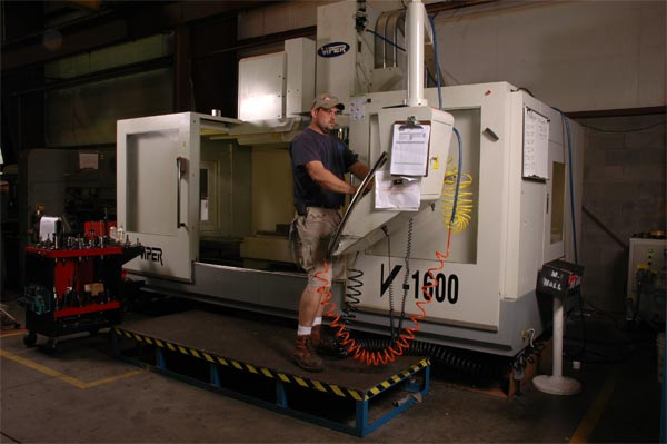 How to become a machinist - cnc operator