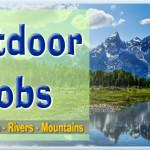 Outdoor Jobs